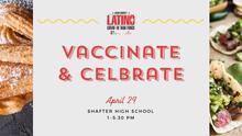 Vacunas y mariachis para celebrar anticipadamente el Cinco de Mayo en condado de Kern
