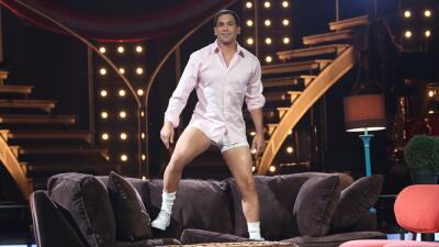 El día que vimos a Bobby Pulido sin pantalones en el escenario