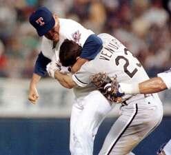Las peleas más violentas en la historia del béisbol de las Grandes Ligas