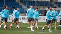 Alarmante: Real Madrid irá sin defensa ante Getafe