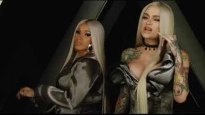 Cardi B and Kehlani appear in the new music video 'Ring'