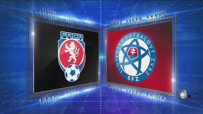 República Checa 1-0 Eslovaquia - GOL Y RESUMEN - Liga B - Grupo 1 - UEFA Nations League