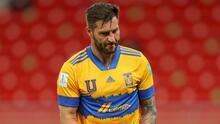 Gignac sigue haciendo historia a goles en Tigres