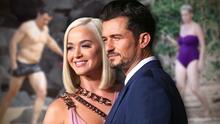 Katy Perry y Orlando Bloom disfrutan de la playa en Hawaii, 6 meses después de convertirse en padres
