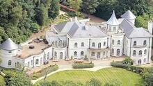 La mansión de David Beckham encabeza las lujosas casas de los futbolistas