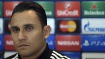 Keylor Navas deja entrever que Florentino provocó su salida del Madrid