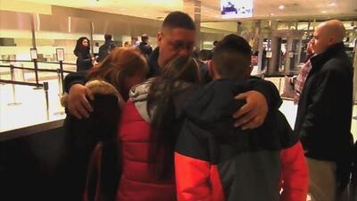 Después de 30 años en EEUU, un inmigrante de Detroit es deportado a México