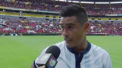 Oswaldo Martínez destacó el triunfo de Atlas sobre Rayados