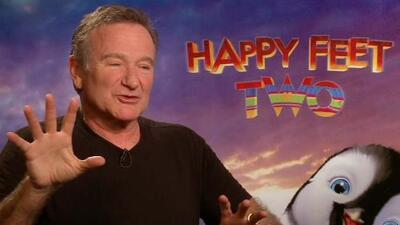 Mira la última entrevista de Robin Williams en Despierta América