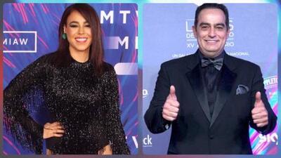 Danna Paola y Omar Fierro protagonizarán el remake de 'Las Juanas'