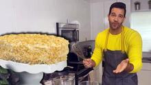 ¿Quieres consentir a tu familia con un postre divino? Prepara junto al Chef Yisus el pastel de chocolate y coco