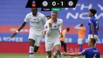 Chelsea elimina al Leicester City para ser semifinalista de la FA Cup