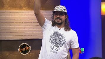 Chente sigue celebrando el éxito de su stand up comedy