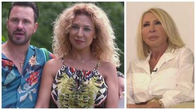 Laura Bozzo reacciona a la participación de Cristian Zuárez en 'Inseparables'  y le augura problemas legales