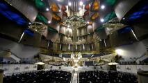 Hay una red de túneles bajo el templo de La Luz del Mundo, aseguran exmiembros de esa iglesia en exclusiva