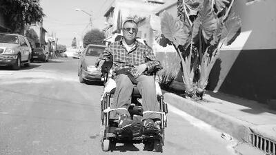 Sufriendo en la Chamba: Santiago Arias, una caída en el trabajo arruinó su vida