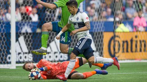 ¡Con manos de acero! Las mejores atajadas de la quinta jornada de la Major League Soccer
