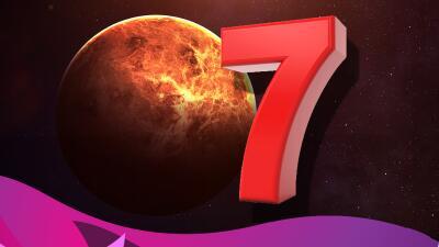 ¡Prepárate para la vibración del 7, la gran energía planetaria de mayo!