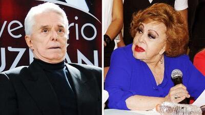Esto opina Silvia Pinal de que su ex Enrique Guzmán quiera cobrar por utilizar su nombre