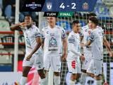 Pachuca golea a Chivas en la reclasificación y lo elimina del Guard1anes 2021
