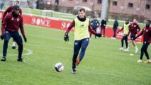 Eugenio Pizzuto tiene COVID-19 y su debut debe esperar