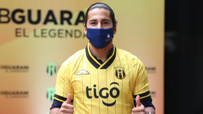 Cecilio Domínguez jugará en el Guaraní en préstamo del Austin FC