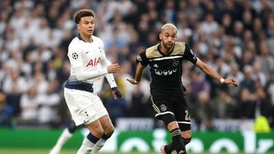 Cómo ver Ajax vs. Tottenham en vivo, Champions League