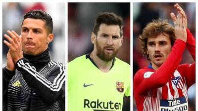 CR7, Messi, Griezmann... El cielo es el límite en el armado del primer plantel de Inter Miami