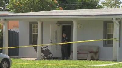 Investigan el aparente ataque de un hombre que intentó matar a su esposa y luego se quitó la vida en Hialeah