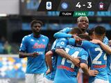 Napoli sufre para vencer al Crotone con el 'Chucky' Lozano