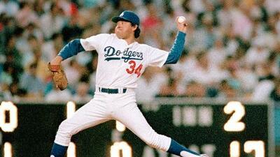 Así fue la 'Fernandomanía', el fenómeno que unió a los Dodgers con México