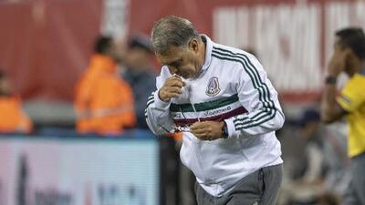 Martino, en el camino para  marca histórica con México