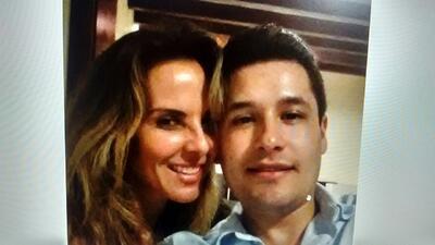 Una presunta foto de Kate del Castillo con el hijo secuestrado de 'El Chapo' la vuelve a poner en aprietos