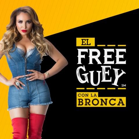 El Free-Guey con La Bronca