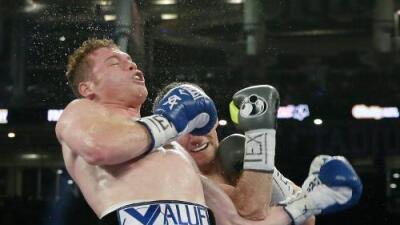 Saúl 'Canelo' Álvarez, 'noqueado' con las cifras de su pelea en PPV