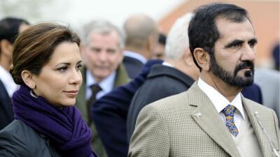 Princesa le pide a un tribunal que la proteja de su esposo, el poderoso gobernante de Dubái