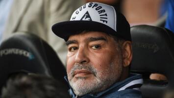 Surgen nuevos detalles sobre los últimos minutos de vida del astro del fútbol Diego Maradona
