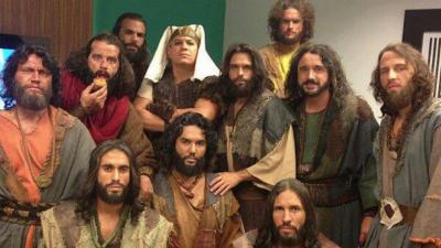 Muere actor de la serie 'José de Egipto' tras sufrir un accidente automovilístico