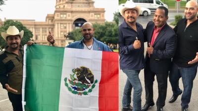 El Feo y El Pelón dieron 'El Grito' en Austin