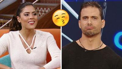 Pedro Moreno confesó si se dio besos con Francisca en 'Dale Replay'