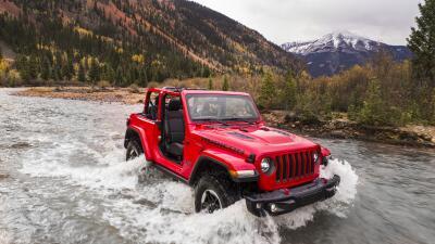 Conoce la Jeep Wrangler Rubicon 2018