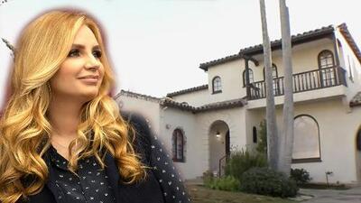 Angélica Rivera no es dueña de la casa: alguien cercano a 'La gaviota' la alquila (con tour incluido)