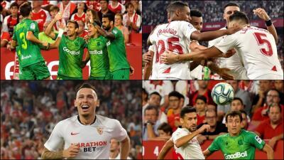 Sevilla saca la casta y gana ante la Real Sociedad