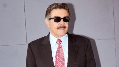 ¡Jorge Ortiz de Pinedo es un abuelo presumido!