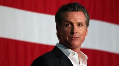 Gavin Newsom, el candidato a la gobernación de California que apoya el Acta de Confianza
