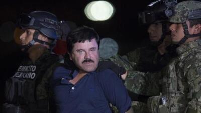 Migrantes, jóvenes y una mujer que lloró de miedo entre los que juzgarán a 'El Chapo'
