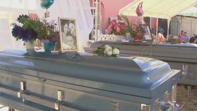 Llegan a su natal Honduras los cuerpos de una madre y sus dos hijos asesinados en Iowa