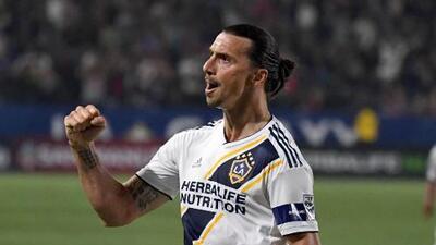 Zlatan con clásico garantizado: Ibrahimovic podrá jugar el viernes ante el LAFC de Carlos Vela