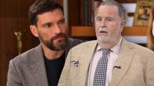 Raúl sigue preguntándose cómo un juez pudo decidir que Julián Gil perdiera todo derecho sobre su hijo Matías