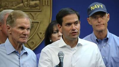 Marco Rubio: Secretario de Defensa brindará ayuda a Florida por el huracán Irma si el gobernador lo pide
